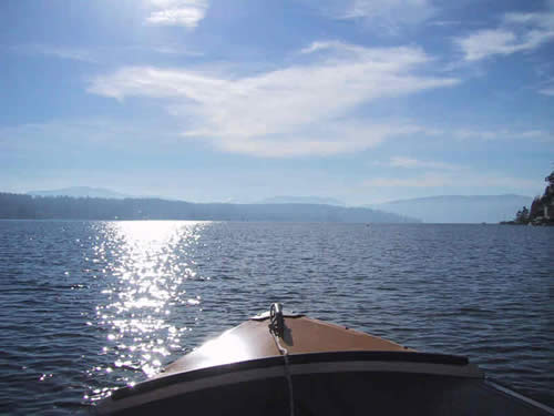 Pictures without a theme for Lake sammamish fishing