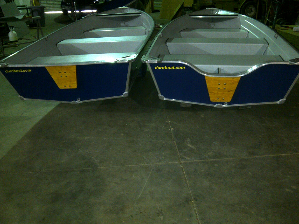 Duroboat The World S Finest Aluminum Fishing Boats