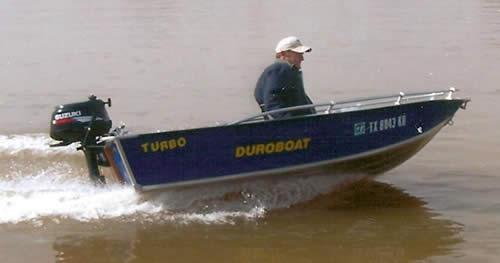 Duroboat - The World's Finest Aluminum Fishing Boats